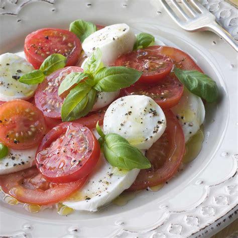 recette de cuisine italienne tomates mozzarella une recette italien cuisine le