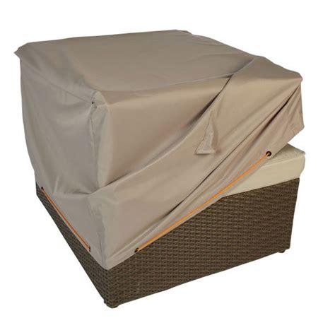 housse de protection pour fauteuil innov axe l 75 x l 75 x h 60 cm leroy merlin