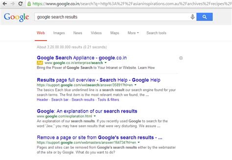 Change In Google Search Results Submitshop
