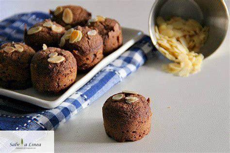 muffin light mandorle e cacao 74 calorie a porzione