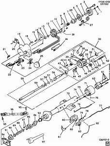 1990 Gmc Sierra Steering Column Diagram