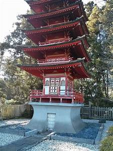 Japanese Tea Garden At Golden Gate Park   San Francisco