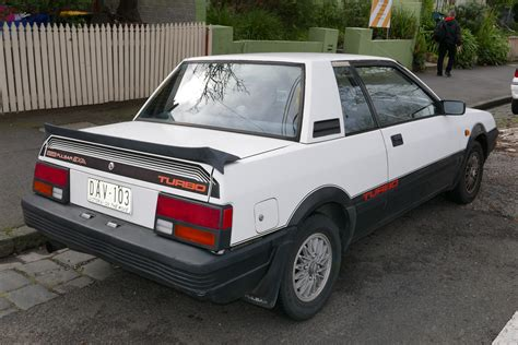 nissan langley exa turbo file 1985 nissan pulsar n12 exa turbo coupe 2015 07 25