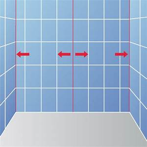 calepinage pour le carrelage mural carrelage With calepinage salle de bain