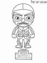 Fortnite Coloring Skull Colouring Battle Printable Sheets Royale Coloriage Skin Clip Colorear Pop Dibujos Coloriages Birthday Easy Trooper Sobres Imprimir sketch template