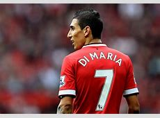 Angel Di Maria Swapping Real Madrid for Manchester United