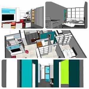 Amenager Sa Maison En 3d 4 Deco Par Piece Plan En 3d