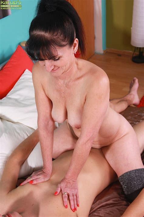 Ginger Kovra Karups Older Women 3