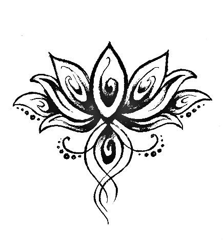 lotus tattoo depression symbol significant meaning