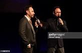 Randy Sklar and Jason Sklar speak at the 14th annual Final ...