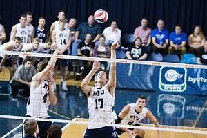 BYU men's volleyball: Sander and Grosh block San Diego's ...