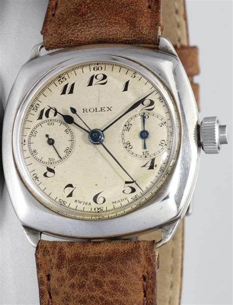 Cool Rolex of the Day: 2022 monopusher chronograph, silver ...