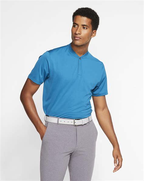Nike Dri-FIT Tiger Woods golfskjorte til herre. Nike NO