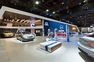 hyundai at 2016 north american international auto show on With auto convention flooring