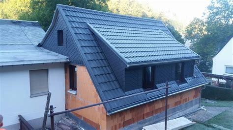 decra classic preise decra dach preise decra dach eindeckung eines einfamilienhauses baumetall referenzobjekte