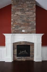 Installing Fireplace Mantel
