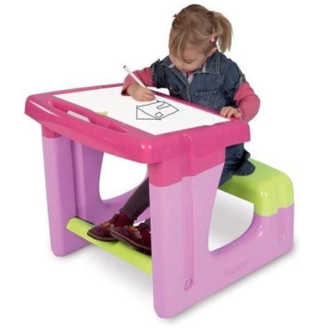 bureau disney smoby bureau enfant petit ecolier achat vente