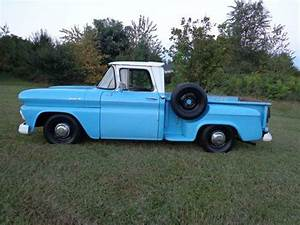 Find Used Rare 1961 Chevrolet Apache 10 Pickup Short Box