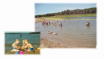 Beaches Lake Mark Twain Recreation Beach Swimming