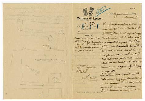 Ufficio Registro Lecce by Lecce Il Teatro Apollo Nei Disegni Dell Archivio Storico
