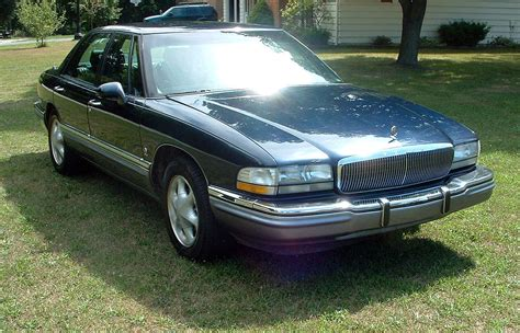 Buick Lesabre 1992 by 1992 Buick Lesabre Information And Photos Zombiedrive