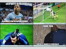 Real Madrid Vs Manchester City Los mejores memes del pase