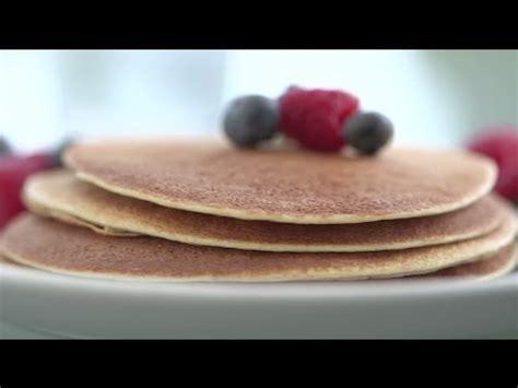 Cookies 'n Cream Protein Pancakes - YouTube