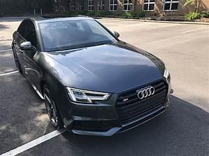 Audi S4 B9 : picked up my black optic s4 audiworld forums ~ Jslefanu.com Haus und Dekorationen