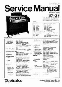 Technics Sx-g7
