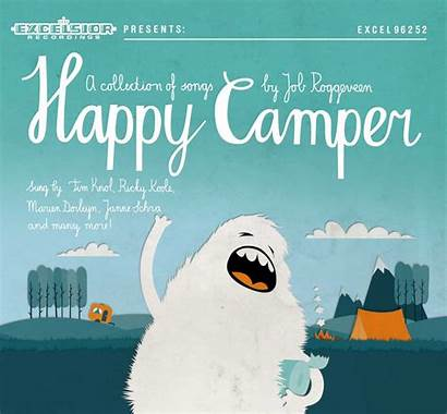 Camper Happy Discoverer Findings Indie Job
