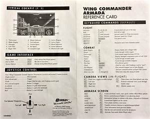 For Reference Only  Wing Commander Armada