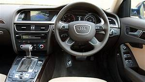 2013 Audi A4 177PS 2.0TDI India road test - Overdrive
