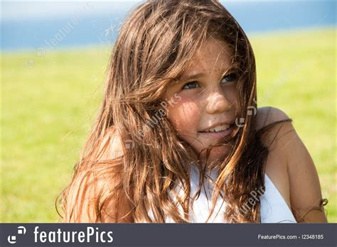 Teenagers Pretty Teen Girl Outdoors Stock Image I2348185 At Featurepics