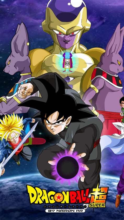 fondos de dragon ball super  iphone  android dragon
