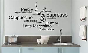 Wandtattoo Küche Bilder : wandtattoo wohnideen f r wohnzimmer schlafzimmer k che bad kinderzimmer etc ~ Sanjose-hotels-ca.com Haus und Dekorationen