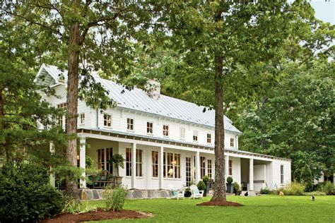 Photo Of House Plans Southern Style Ideas by Classic Farmhouse Decorating Southern Living