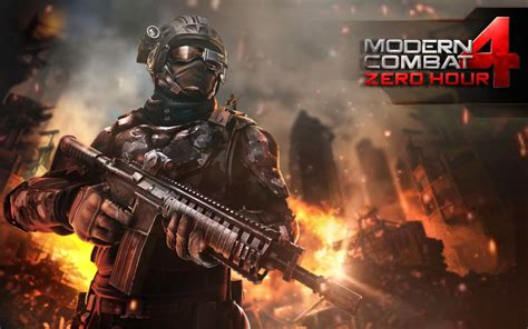 modern combat 4 zero hours modern combat 4 zero hour wallpapers 1920x1200 352485