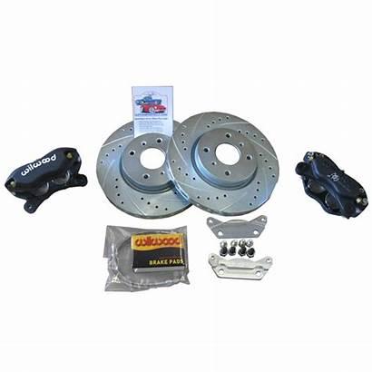 Brake Kit 280zx Wilwood Upgrade Datsun Stage