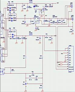 Schematic Diagram  Dell E1909wdd 19 Lcd Color Monitor Smps