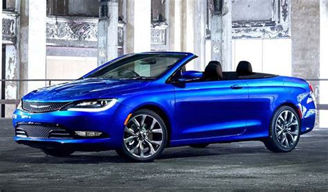 2018 Chrysler 200 Convertible, Release Date, Price, Specs ...