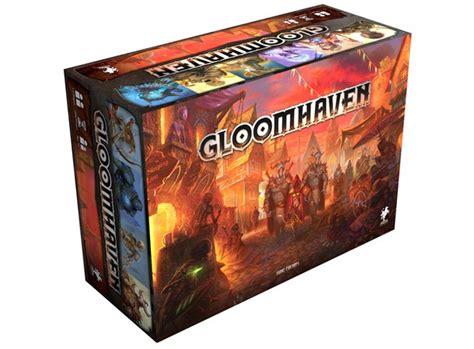 Gloomhaven Brettspill 2. opplag 2nd Edition - Gamezone.no