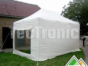 Sonnenschirm Rechteckig 3 X 4 : sfeervolle vouwtent of opvouwbare tent van 3 x 4 5 m solid 50 te koop ~ Frokenaadalensverden.com Haus und Dekorationen