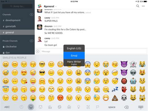 A Keyboard Shortcut To Bring Up The Emoji