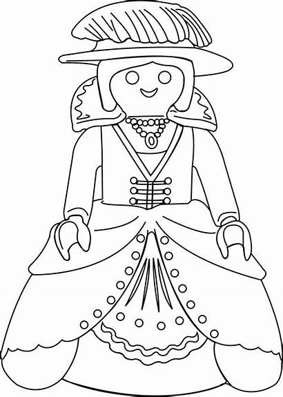 Playmobil Coloring Coloriage Pages Google Colouring Dessin