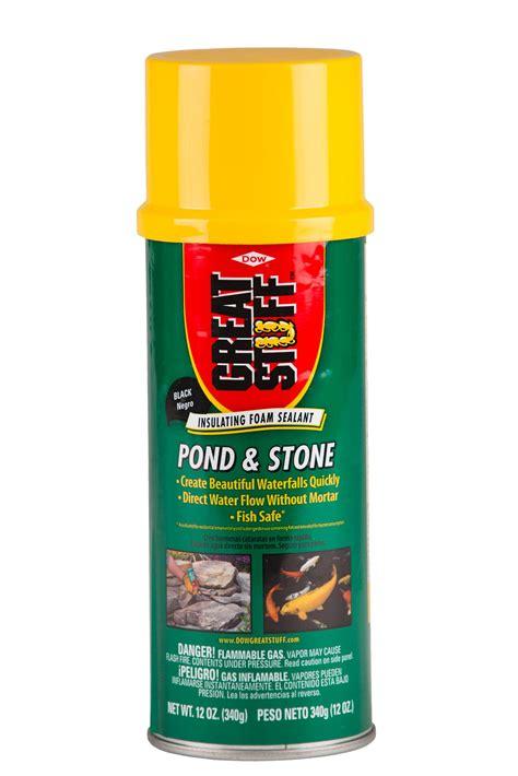 great stuff pond 12 oz insulating foam sealant