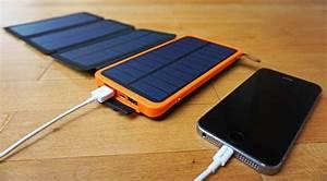 Solar Powerbank Test : solar powerbank test die besten solarakkus im vergleich ~ Kayakingforconservation.com Haus und Dekorationen
