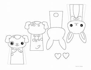 finger puppets sponsor impact With paper finger puppets templates