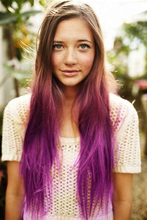 Colored Hair Ideas by 2014 Hair Color Ideas