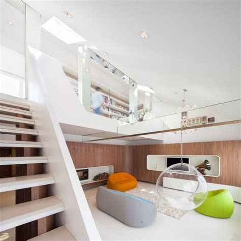 Hungarian Loft Design Uses A Simple Aesthetic For Big Stylish Results hungarian loft design uses a simple aesthetic for big