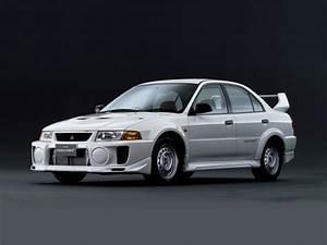 Mitsubishi Lancer Evo 4 5 1996